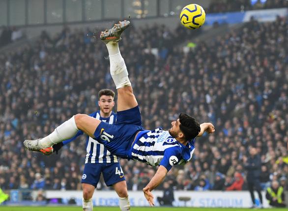 Chelsea ghi bàn trước nhưng đánh rơi chiến thắng trong ngày mở màn năm 2020 - Ảnh 2.