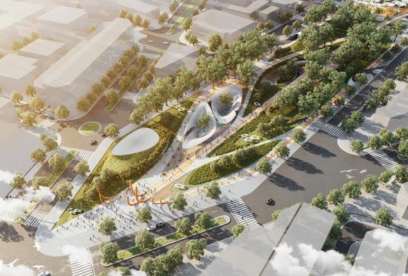 Công viên 23-9 tại TP.HCM được vinh danh Dự án tương lai của năm - Ảnh 7.