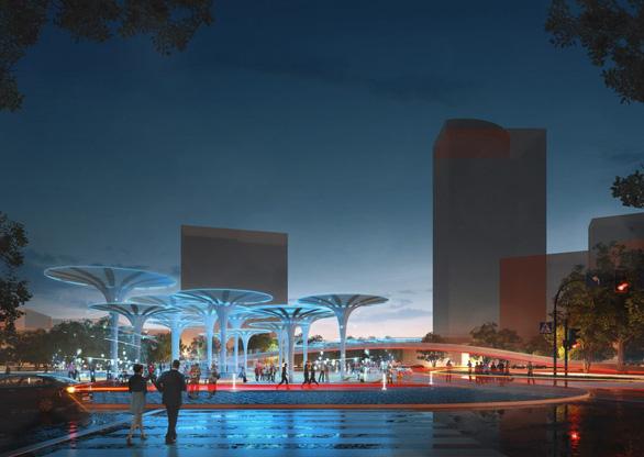 Công viên 23-9 tại TP.HCM được vinh danh Dự án tương lai của năm - Ảnh 6.