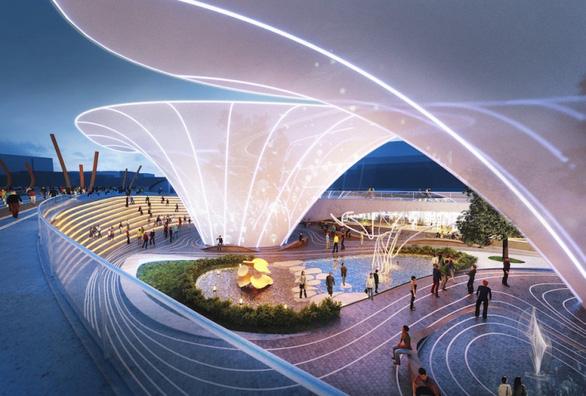 Công viên 23-9 tại TP.HCM được vinh danh Dự án tương lai của năm - Ảnh 5.