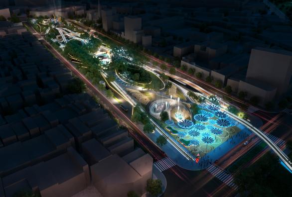 Công viên 23-9 tại TP.HCM được vinh danh Dự án tương lai của năm - Ảnh 4.