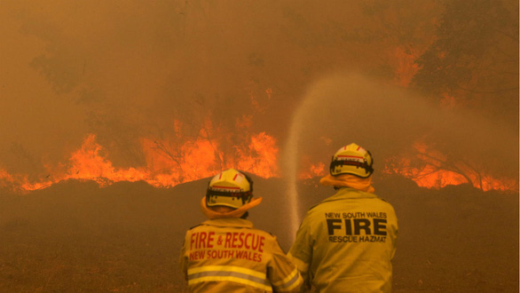 Chúng ta giờ đây phải chung sống với cháy rừng tàn khốc - Ảnh 1.