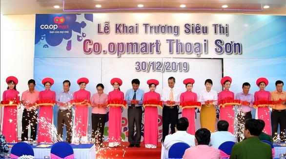 Saigon Co.op khai trương thêm 3 siêu thị phục vụ Tết Canh Tý - Ảnh 1.