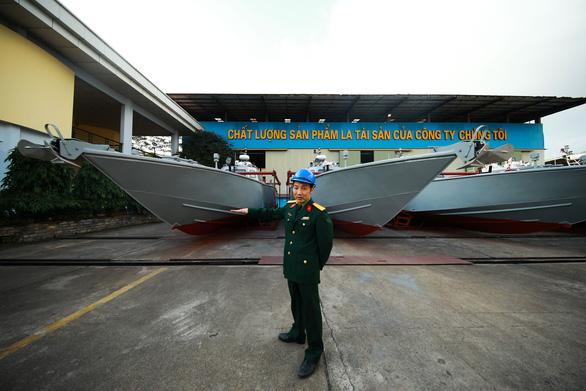 Hàng chục tàu tuần tra cao cấp của Việt Nam xuất ngoại sang tận châu Phi - Ảnh 15.
