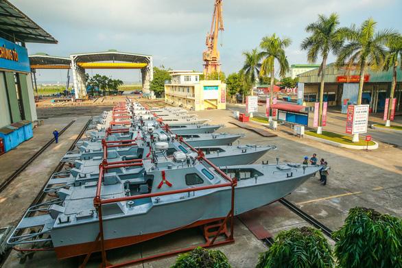 Hàng chục tàu tuần tra cao cấp của Việt Nam xuất ngoại sang tận châu Phi - Ảnh 16.
