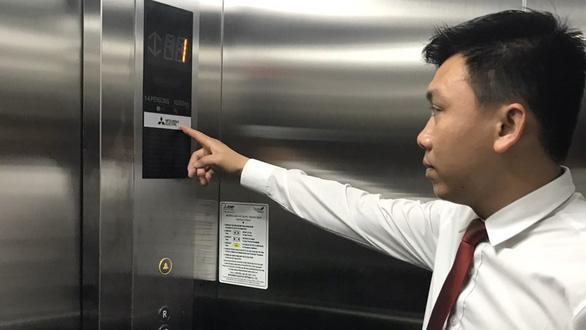 Bộ Công an vào cuộc vụ thang máy giả, không khởi tố được ở Bình Dương - Ảnh 3.