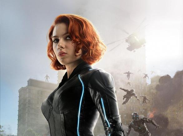 Dàn mỹ nhân của Marvel và DC sẽ tỏa sáng năm 2020 - Ảnh 2.