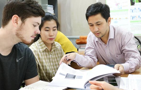 Tiến sĩ Đào Nguyên Khôi: Nhà khoa học trẻ của biến đổi khí hậu - Ảnh 1.