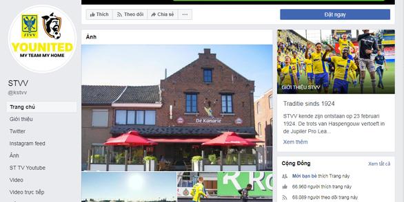 Công Phượng về nước, cổ động viên Việt ồ ạt bỏ fanpage của CLB Sint-Truiden - Ảnh 1.
