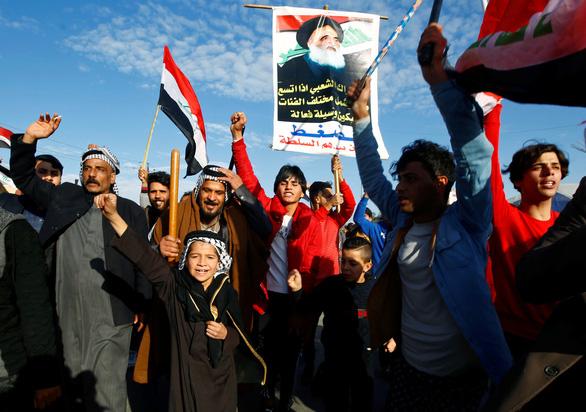 Mỹ tuyên bố không thảo luận yêu cầu rút quân của Iraq - Ảnh 1.