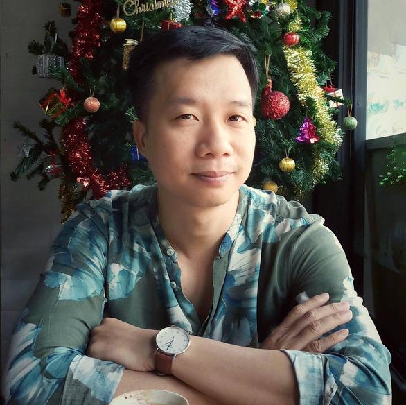 Nhà văn Nguyễn Trương Quý