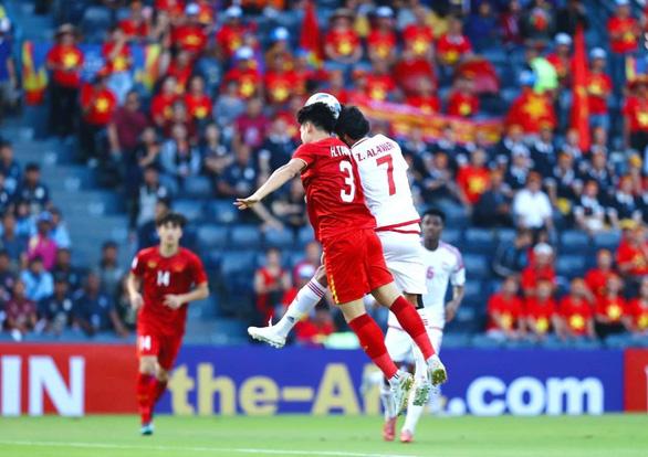 May cho tuyển U23 Việt Nam trong hiệp 2 - Ảnh 1.