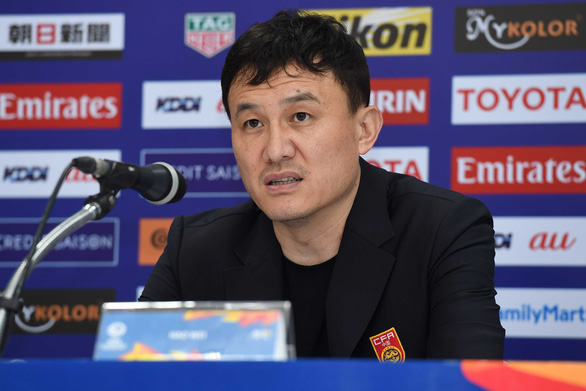 HLV Hao Wei: U23 Trung Quốc thua vì non kinh nghiệm - Ảnh 1.