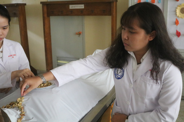 Thiếu người hiến thi hài, trường y gặp khó khi dạy - Ảnh 4.