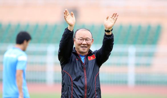 Cựu tuyển thủ Việt Thắng: Vẫn tin vào tài ông Park - Ảnh 3.