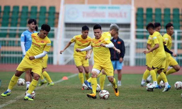 Cựu tuyển thủ Việt Thắng: Vẫn tin vào tài ông Park - Ảnh 4.