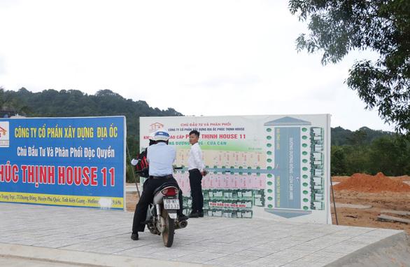 Sẽ bỏ quy định tạm dừng phân lô, tách thửa đất ở Phú Quốc - Ảnh 1.