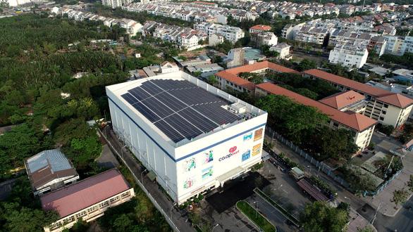 Giải pháp tiết kiệm điện hiệu quả từ Saigon Co.op - Ảnh 1.