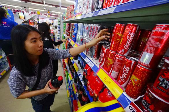 Coca-Cola Việt Nam đã nộp 471 tỉ sau khi bị phạt, truy thu thuế 821 tỉ - Ảnh 1.