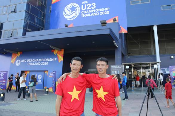 Vé trận U23 VN - UAE bắt đầu đắt hàng - Ảnh 4.