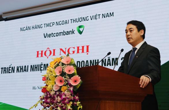 Vietcombank chính thức cán đích 1 tỉ USD lợi nhuận trước thuế - Ảnh 1.
