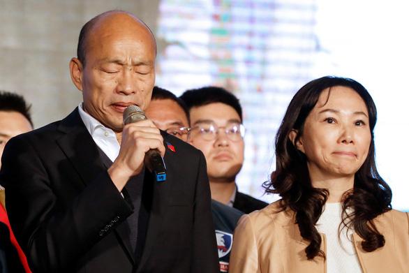 Bà Thái Anh Văn tuyên bố chiến thắng, tiếp tục lãnh đạo Đài Loan thêm 4 năm - Ảnh 2.