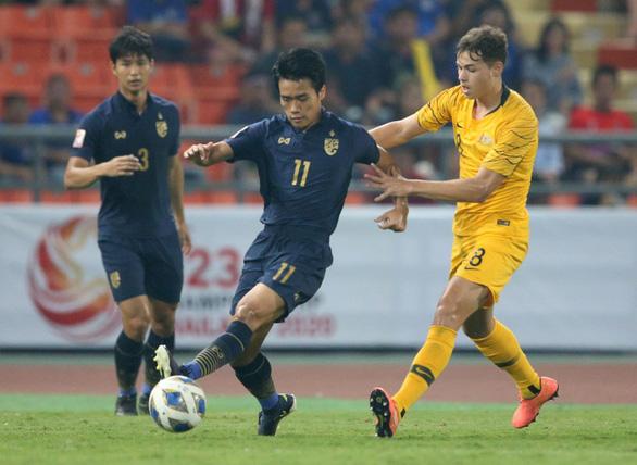 Đuối sức trong hiệp 2, Thái Lan thua ngược Úc 1-2 - Ảnh 2.