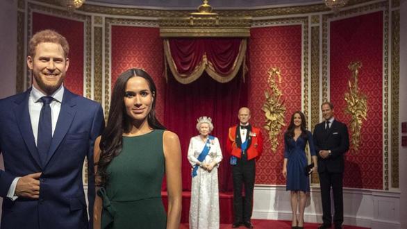 Vợ hoàng tử Harry rời Anh, trở về sống tại Canada - Ảnh 1.