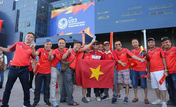 Xuân này cả ngàn CĐV Việt Nam không về vì... U23 - Ảnh 1.