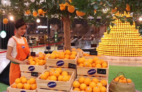 Việt Nam đứng thứ 9 các nước nhập trái cây tươi của Mỹ - Ảnh 1.