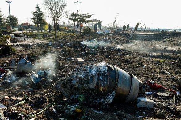 Tổng thống Iran: Bắn nhầm máy bay Ukraine là 'sai lầm không thể tha thứ' - Ảnh 1.