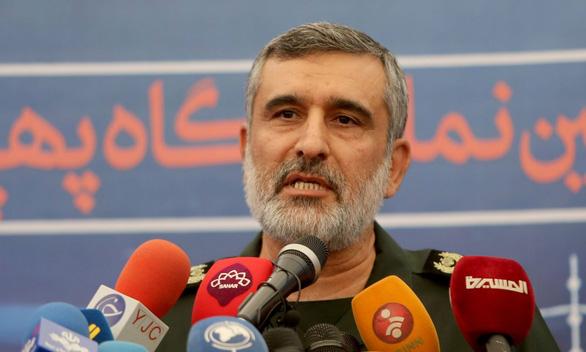Iran nói nhầm máy bay Ukraine với tên lửa hành trình - Ảnh 1.