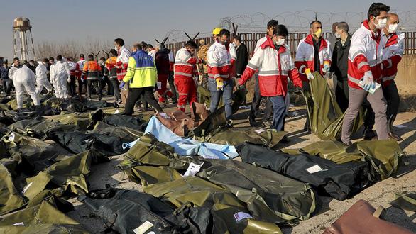 Toàn cảnh diễn biến vụ máy bay Boeing 737-800 của Ukraine bị bắn nhầm - Ảnh 1.