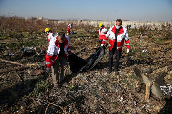 Toàn cảnh diễn biến vụ máy bay Boeing 737-800 của Ukraine bị bắn nhầm - Ảnh 2.