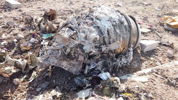 Iran nói hôm nay công bố nguyên nhân tai nạn máy bay - Ảnh 1.
