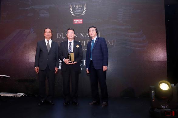 Edenia Resort được vinh danh dự án xanh tiêu biểu Việt Nam 2019 - Ảnh 1.