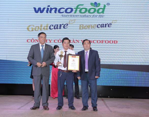 Wincofood nhận Top 10 Thương hiệu được tín nhiệm 2020 - Ảnh 1.