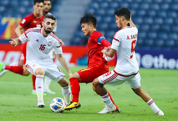 U23 Việt Nam - U23 UAE 0-0: Khởi đầu chấp nhận được - Ảnh 1.