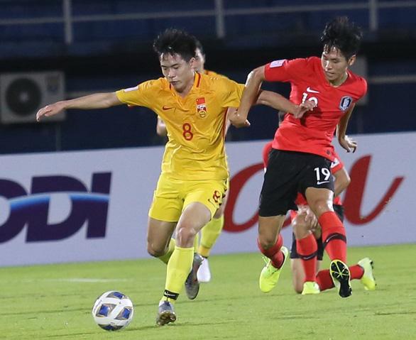 U23 Trung Quốc buộc phải thắng - Ảnh 1.