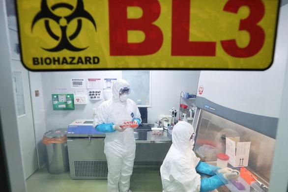 Trung Quốc xác nhận một trường hợp chết vì bệnh viêm phổi lạ - Ảnh 1.