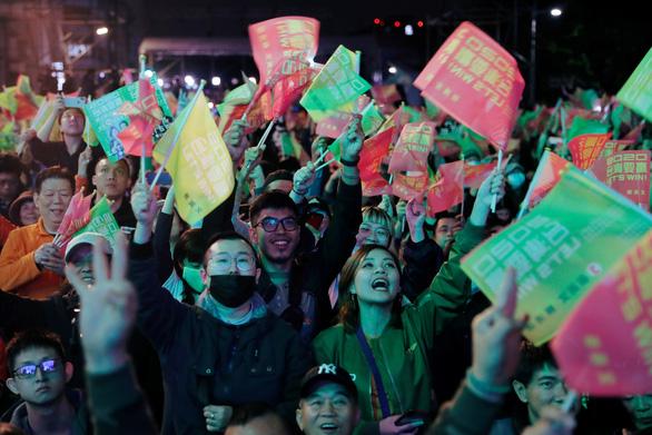 Trung Quốc tiếp tục khẳng định chính sách nhất quán với Đài Loan - Ảnh 2.