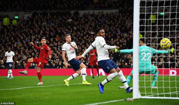 Dứt điểm kém, Tottenham 'phơi áo' trước Liverpool trên sân nhà - Ảnh 1.