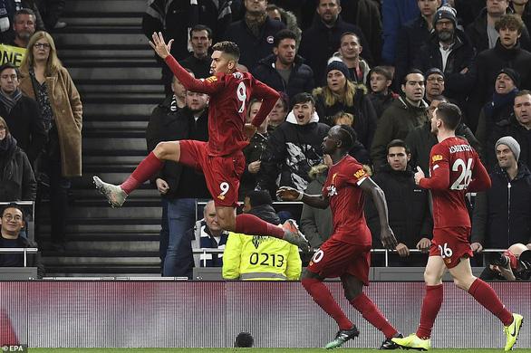 Dứt điểm kém, Tottenham 'phơi áo' trước Liverpool trên sân nhà - Ảnh 2.