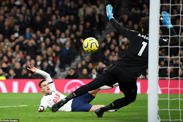 Dứt điểm kém, Tottenham 'phơi áo' trước Liverpool trên sân nhà - Ảnh 3.
