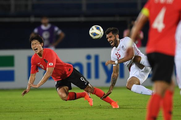 Đánh bại Iran, U23 Hàn Quốc là đội đầu tiên vượt qua vòng bảng - Ảnh 2.