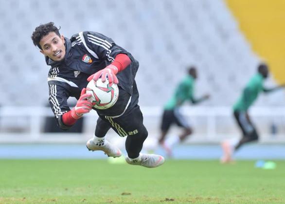Thủ thành Mohamed Al-Shamsi: Hòa U23 Việt Nam đã là một thành công - Ảnh 1.