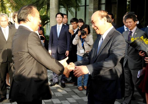 Nhật Bản tổ chức đoàn thăm, làm việc tại Việt Nam quy mô nhất từ trước tới nay - Ảnh 3.