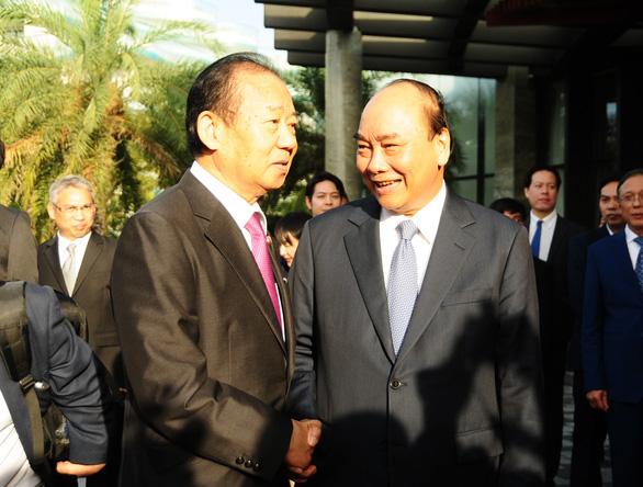 Nhật Bản tổ chức đoàn thăm, làm việc tại Việt Nam quy mô nhất từ trước tới nay - Ảnh 1.