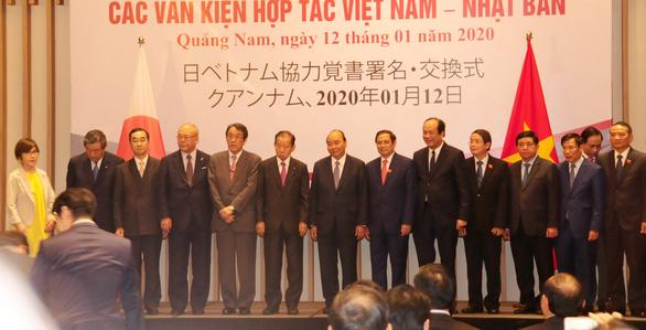 Nhật Bản tổ chức đoàn thăm, làm việc tại Việt Nam quy mô nhất từ trước tới nay - Ảnh 4.