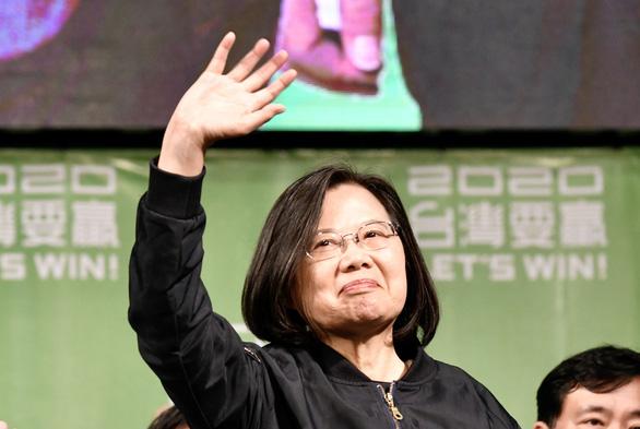 Trung Quốc nổi cáu vì nhiều nước chúc mừng bà Thái Anh Văn - Ảnh 1.